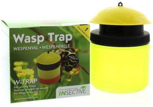 Insective W-Trap herbruikbare wespenval