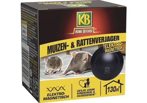 KB Home Defense Elektromagnetische muizen en rattenverjager