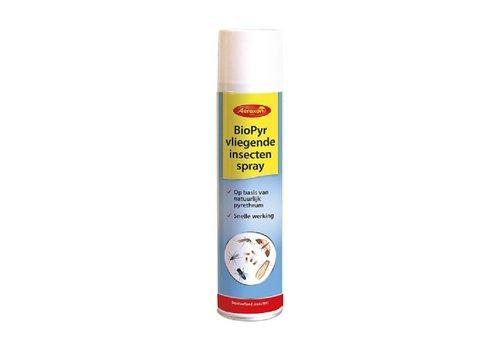 Aeroxon Biopyr vliegende insecten spray 400 ml