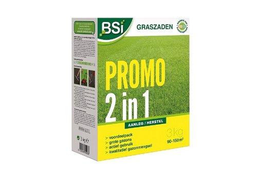 BSI Graszaad promo 2 in 1 gazon