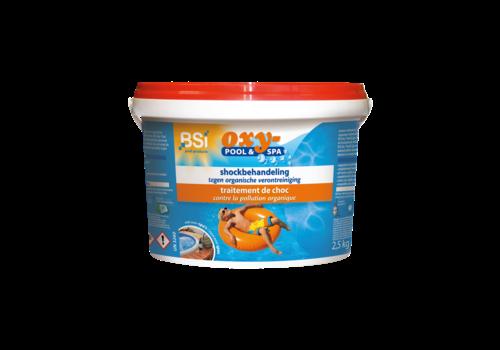 BSI Oxy-pool & spa 2,5kg