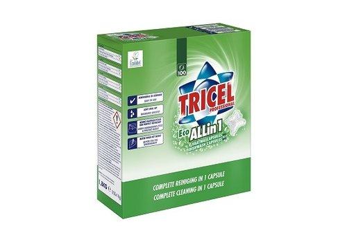 Tricel Vaatwascapsule ALLIN1 100x18G
