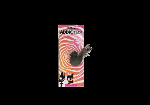 Addicted Addicted vogel met veren