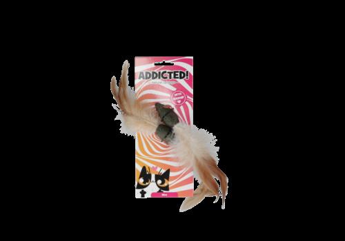 Addicted Addicted muis met veren