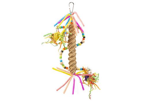 Duvo+ Kleurrijke spiraal hanger