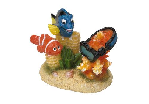 Aqua D'ella Nemo duikbril