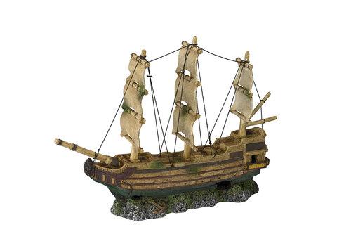 Aqua D'ella Spook schip