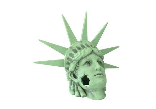 Aqua D'ella Lady liberty