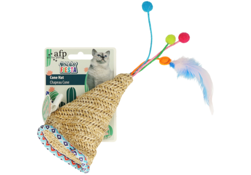 All For Paws Whisker Fiesta cone Hat