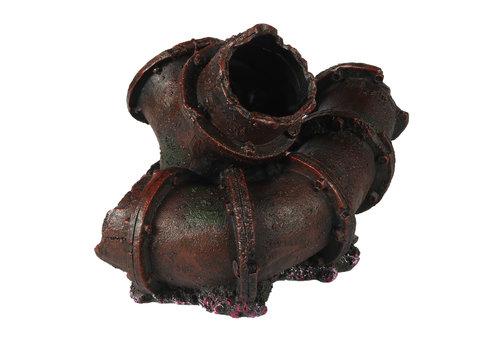 Aqua D'ella Metalen buizen ornament