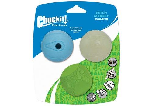 Chuckit Fetch Medley S Pack