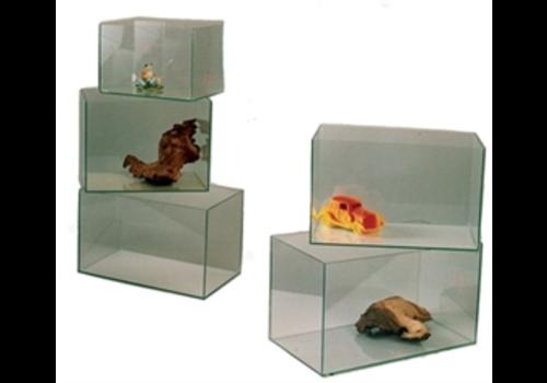 JUNAI Aquarium gelijmd Large