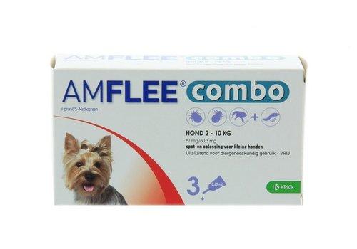 Amflee Combo Hond small 3 x 67 mg