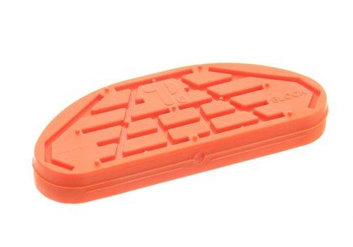 JUNAI Klauwblokje TP-block oranje