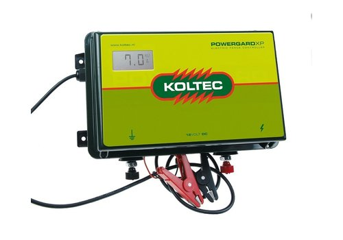 Koltec Accuapparaat powergard XP digitaal