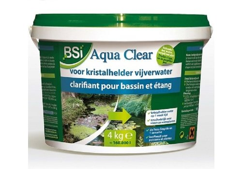 BSI Aqua clear 4kg