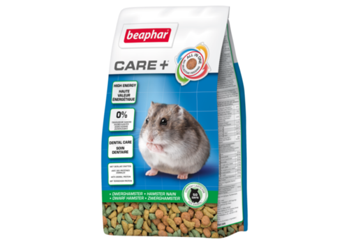 Care Plus Care+ Dwerghamster voeding