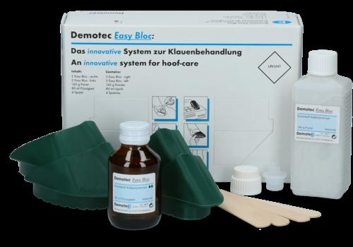 Demotec Easy Bloc 4 behandelingen
