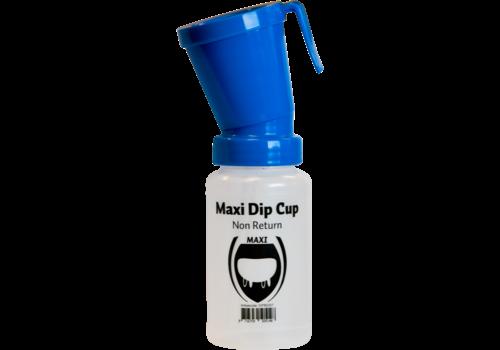 H.A.C. Dipbeker Maxi dip cup non return