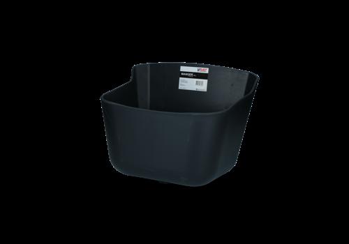 Vplast Voer-drinkbak 15 l hoek-wand met waterstop