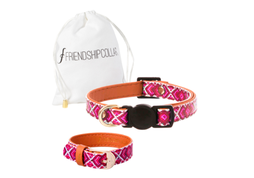 Friendship Collar Miss Purrfect Cat & You