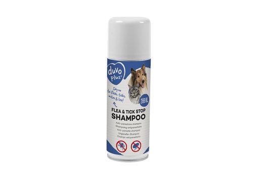 Duvo+ Vlo & teek stop anti-parasitaire shampoo 200ml
