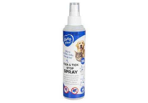 Duvo+ Vlo & teek stop anti-parasitaire spray 200ml