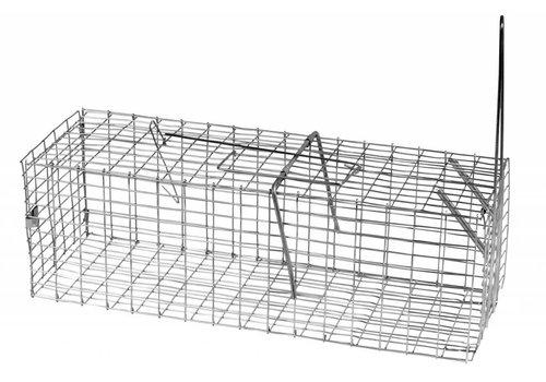 AllesTegenOngedierte.nl Opvouwbare vangkooi voor ratten