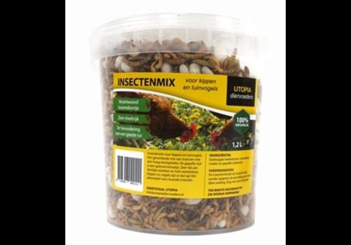 Utopia Insectenmix 1,2 liter