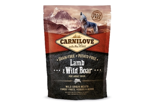Carnilove Lamb/Wild Boar Adult