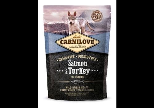 Carnilove Salmon/Turkey Puppies