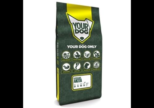 Yourdog Amerikaanse Akita Pup