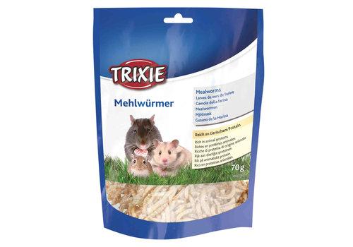 Trixie Meelwormen voor gerbils en hamsters