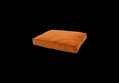 Madison Velours Lounge Cushion oranje