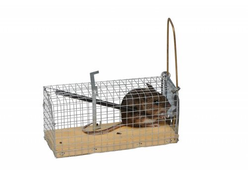 AllesTegenOngedierte.nl Vangkooi voor muizen