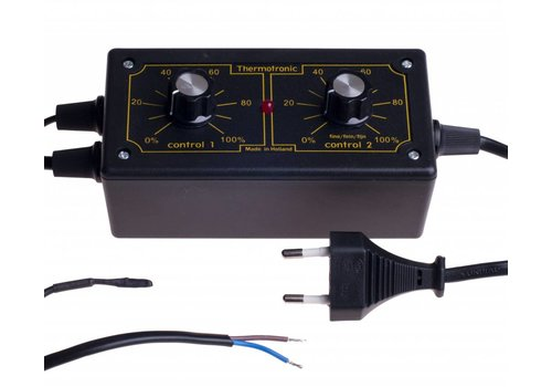 JUNAI Thermotronic elektronische thermostaat