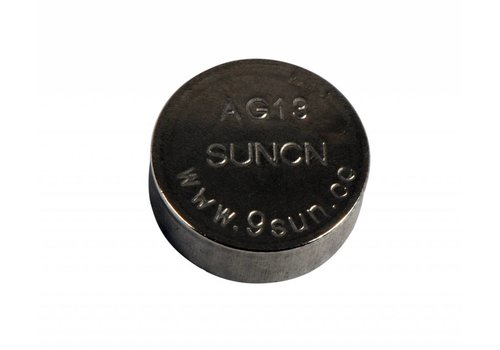 JUNAI Reservebatterij voor de Check-Up thermometer