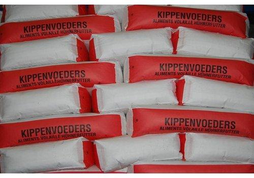 Van Gorp Sierhoender korrel basis 20KG