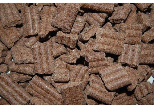Topwinner Geperste wafel vleesbrok 20KG