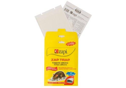 Zapi Lijmval voor muizen en insecten 3st.