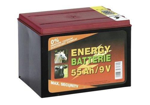 JUNAI Luchtzuurstof batterij 9V 55Ah