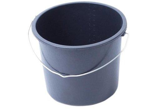 JUNAI Emmer met maatverdeling 12 liter