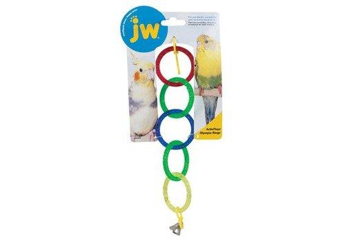 JW Vogelspeeltje met ringen
