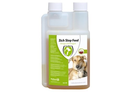 Excellent Itch Stop (Jeukstop) Feed Dog & Cat 250ML
