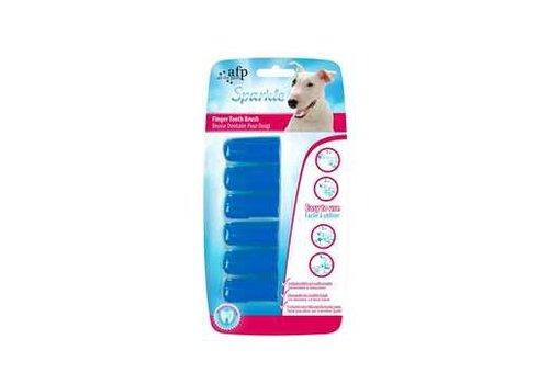 AFP Sparkle vinger tandenborstel