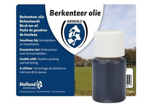 H.A.C. Berkenteer olie