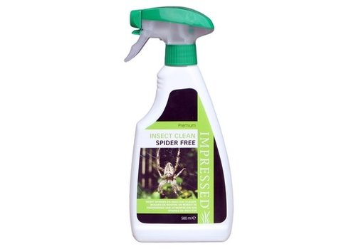 Impressed Web free spray