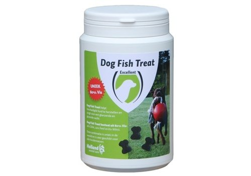 Excellent Dog Fish Treat