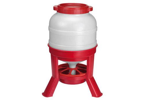 Gaun Voertoren 30 liter rood