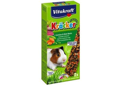 Vitakraft Kracker Groente - cavia